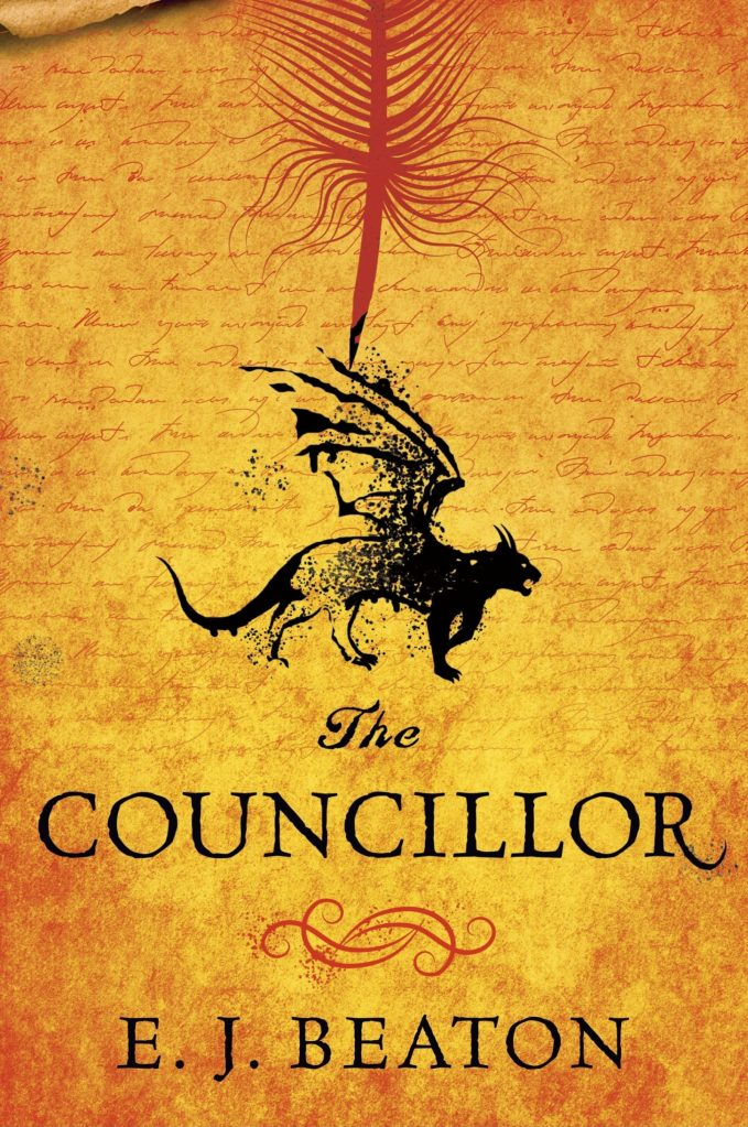 Image of the cover of The Councillor by E.J. Beaton